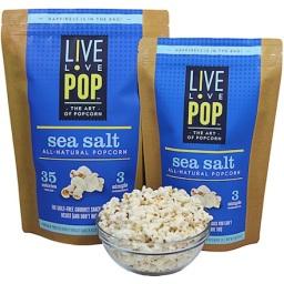 Sea Salt Live Love Pop