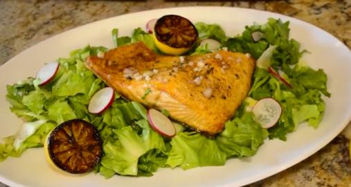 Chef Steph Salmon