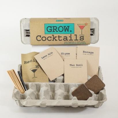 Grow Cocktails